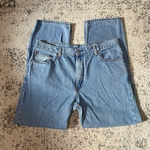 Levi's jeans 550 relaxed fit 38 X 32